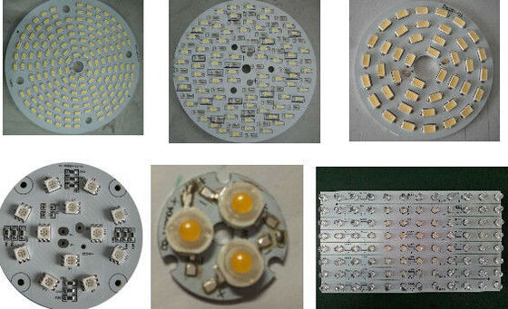 ভাল মানের LED Lighting Aluminium PCB Board High Power LED PCB Printed Circuit Board সরবরাহকারীদের